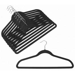 Space Saver Hanger Black 17 Hangerswholesale