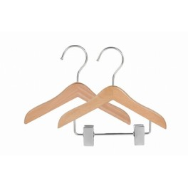 Wood Hangers, Doll Apparel, 6""