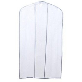 Garment Bags Clear Vinyl No Zipper Hangerswholesale