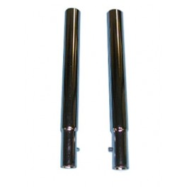 Height Adjusters for Fitted Garment Racks