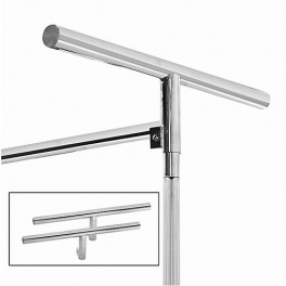 Garment Rack Cover Supports