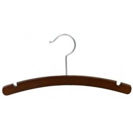 Wooden Junior Sized Hangers Hangerswholesale
